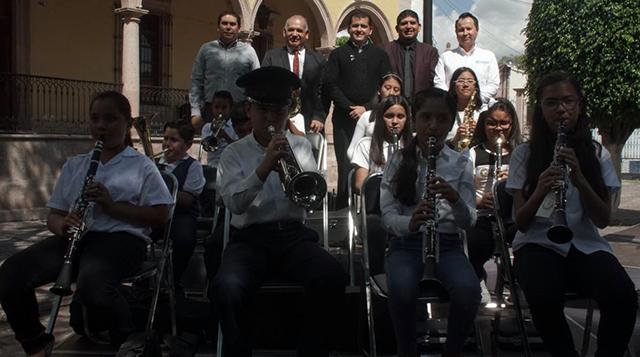 instrumentos Escuela de Música