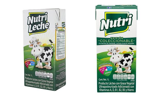 Nutri Leche y Nutri