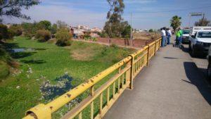 mosco río Lerma