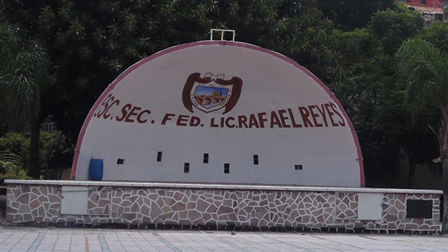 Reyes Secundaria