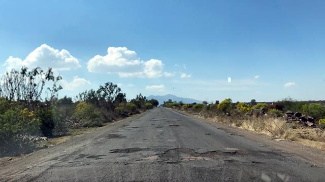 carretera Penjamillo