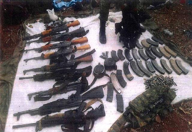Guerrero Armas