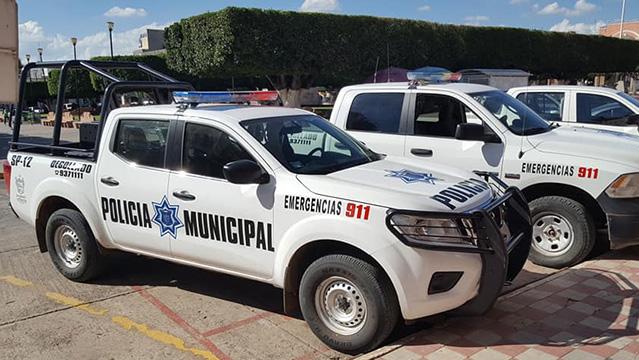 Seguridad Social Policías Degollado