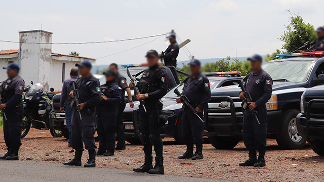 certificados Policías Penjamillo Zináparo