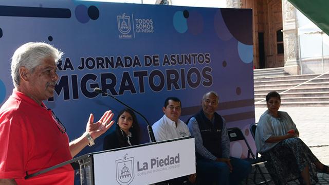 Jornada de Asuntos Migratorios