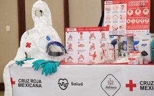 Cruz Roja Jalisco COVID19