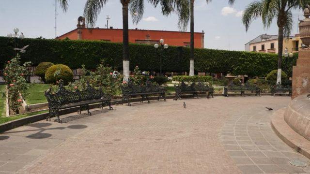 bancas plaza