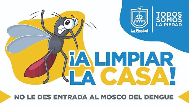 mosquito dengue La Piedad