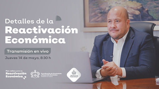 Reactivación económica Jalisco