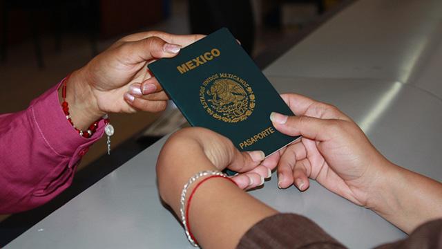 pasaportes SRE La Piedad