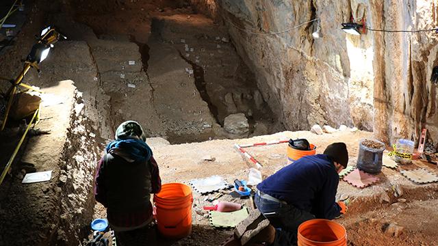 Cueva del Chiquihuite 2