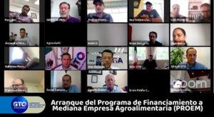 agroalimentaria Programa de Financiamiento a la Mediana Empresa Agroalimentaria