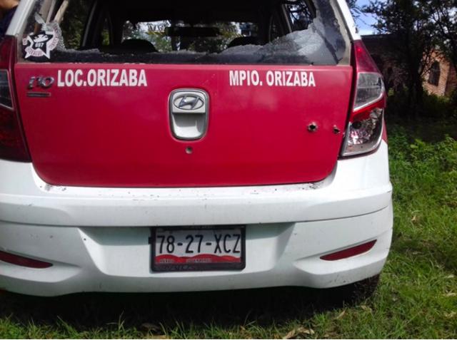 Orizaba Taxi Pénjamo homicidios 3