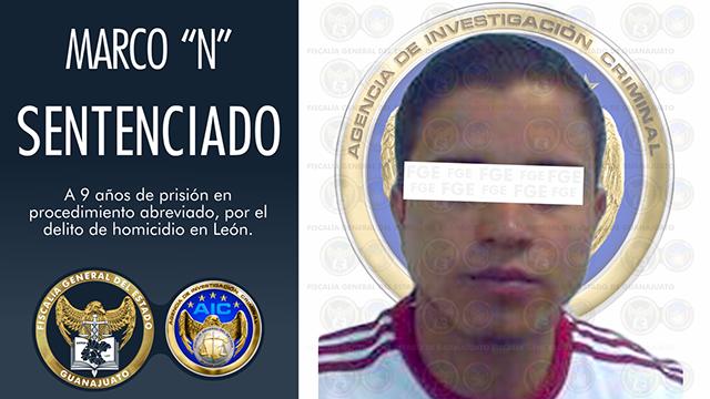 Cuñado homicidio León FGE Gto