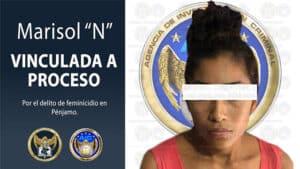 feminicidio Pénjamo mujer