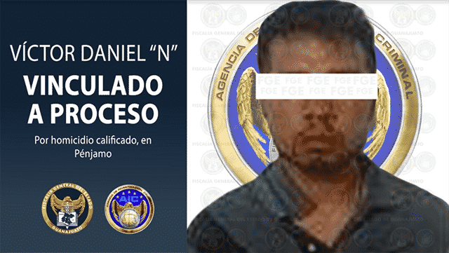 HOMICIDIO Pénjamo Víctor Daniel