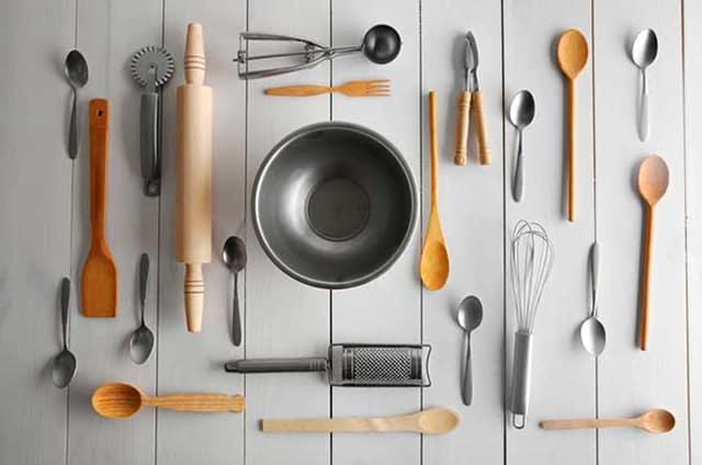 cocina utensilios