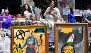CNDH protestas