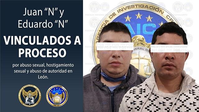 Ex policías León hostigamiento