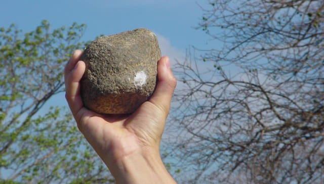 piedra mujer Penjamillo