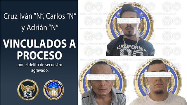 Secuestro Celaya FGE Guanajuato
