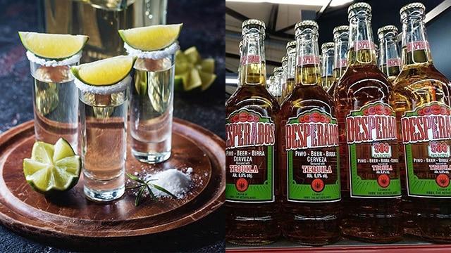 Heineken vs Tequila