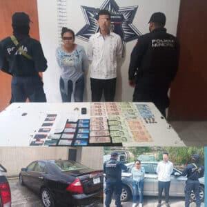 Peruana Chilango robo fraude