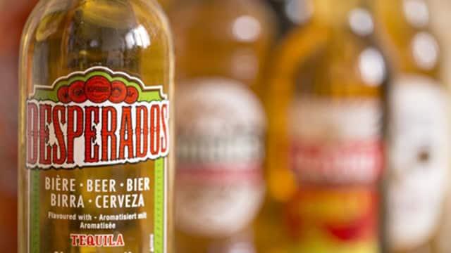desperados heineken tequila
