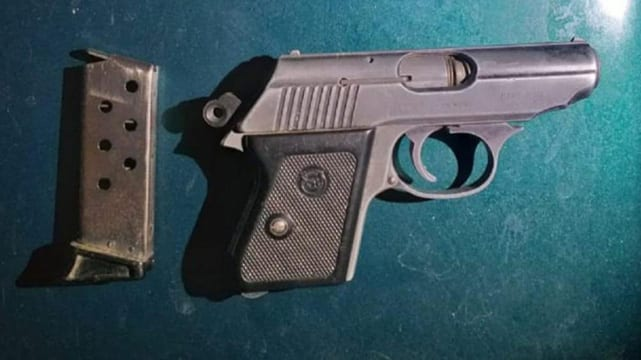 pistola penjamillo