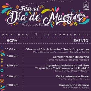 Festival Día de Muertos 3