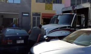 Basura Camión Recolector La Piedad