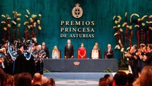 FIL premio PRINCESA DE ASTURIAS