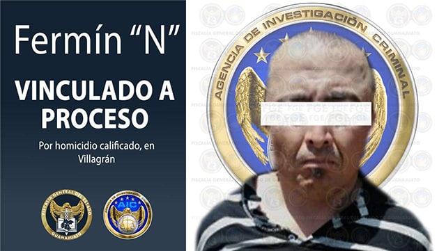 Villagrán homicidio