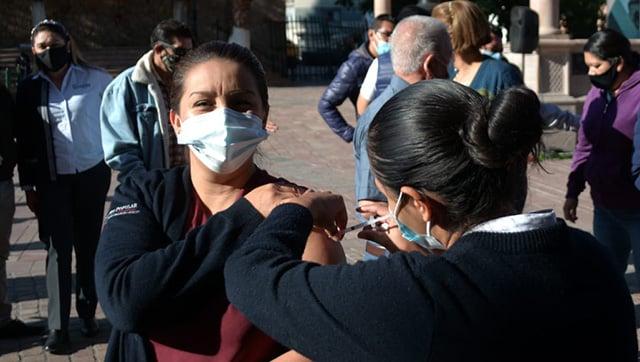 influenza vacunación