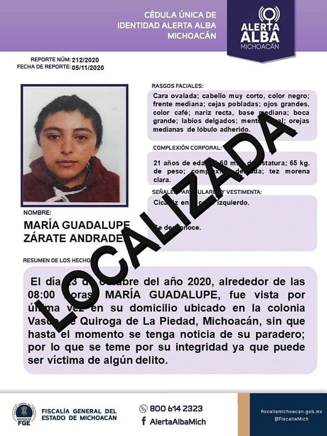 Alerta Alba La Piedad 2