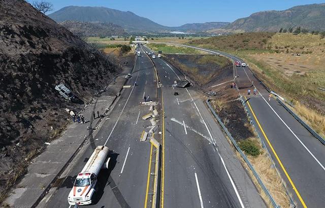explosión Tepic-Guadalajara 1