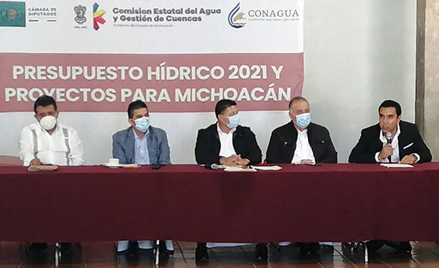 Feliciano Alcaldes Agua 2