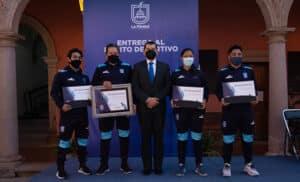 Mérito Deportivo 2020 La Piedad