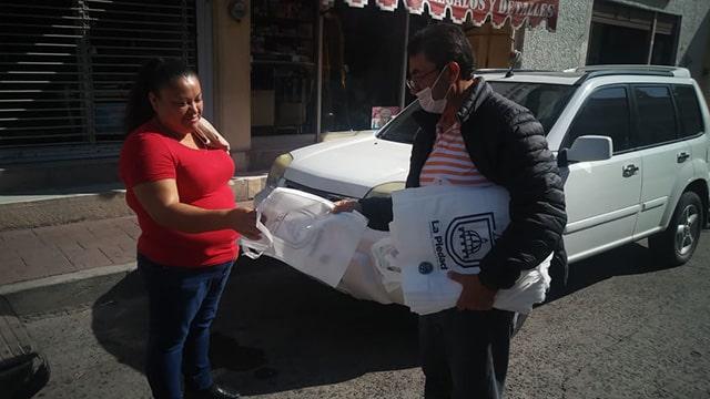 plástico bolsas La Piedad