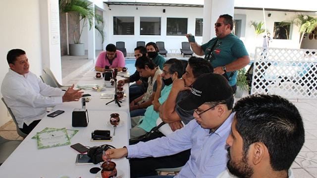 CONAGUA Feliciano Flores presupuesto