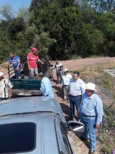 Zicuirán La Huacana Feliciano Flores