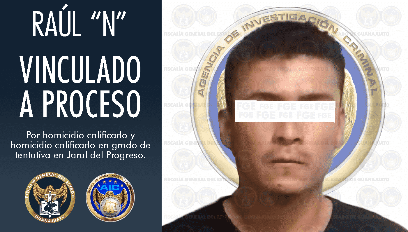 masacre Jaral detenido
