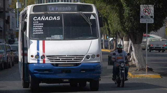 Transporte Público La Piedad 1