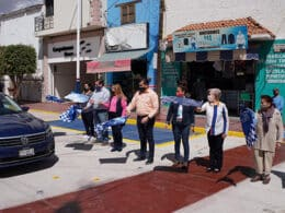 Hidalgo La Piedad pavimentación