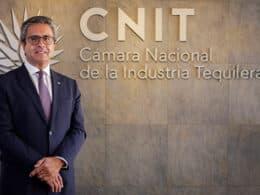 Industria Tequilera Luis Fernando Félix Fernández, presidente CNIT