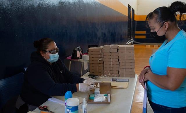 Kits Médicos entrega La Piedad 1