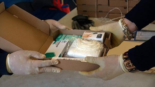 Kits Médicos entrega La Piedad 2