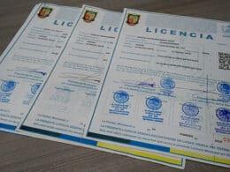 Licencias comercios La Piedad