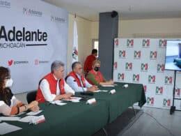 PRI Michoacán