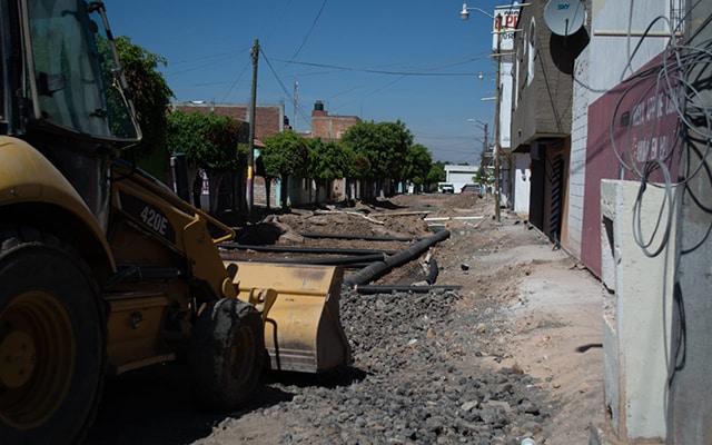 obras de pavimentación La Piedad 4